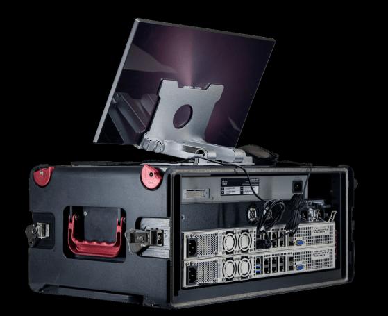 1U and 2U J-Series Enterprise Servers
